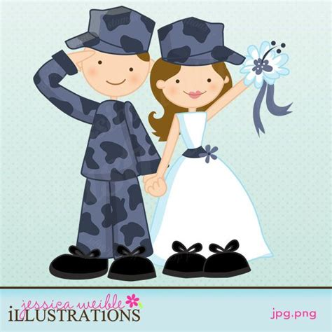 Navy Wedding Clipart by Navy Wedding Clipart 72