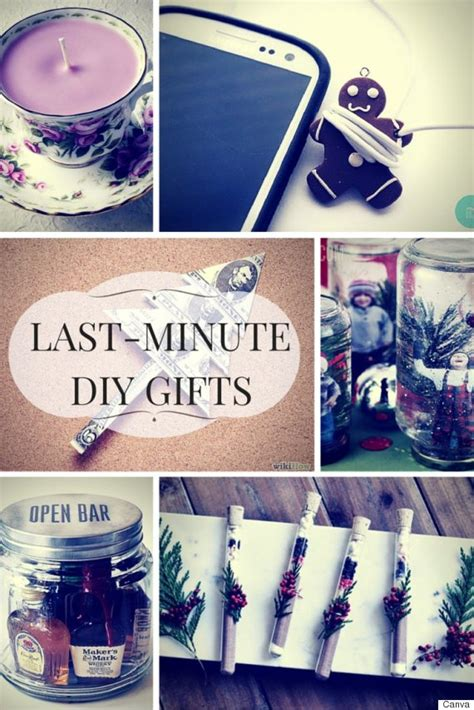 diy last minute christmas gifts for creative minds