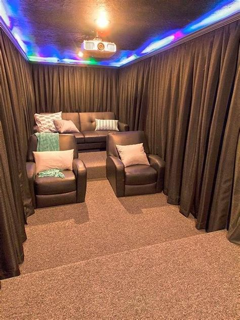 Small Home Theater Images 17 Best Ideas About Small Home Theaters On
