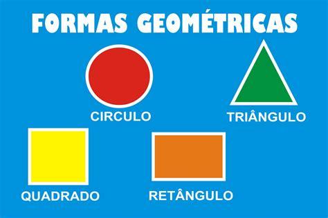 figuras geometricas imagens e nomes rosicler planejamento formas geom 201 tricas planas