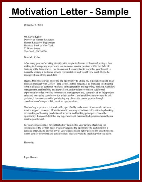 cover letter motivation letter how to write a motivation letter cover letter templates
