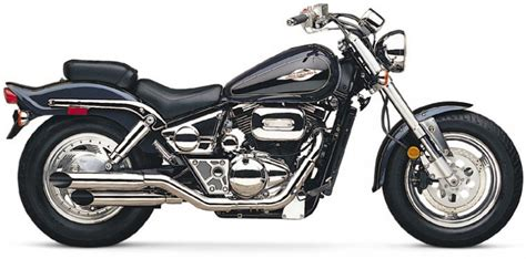 98 Suzuki Marauder 800 Cobra Usa Suzuki Vz800 Marauder 97 98 Slip On Slashcut