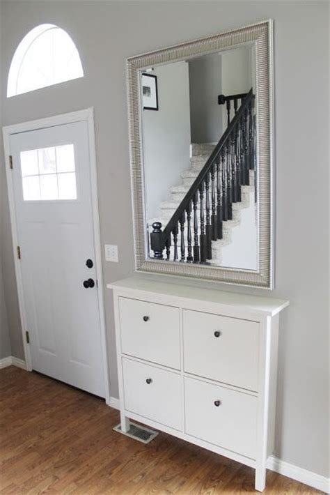shoe rack for entryway home decor checklist pinterest