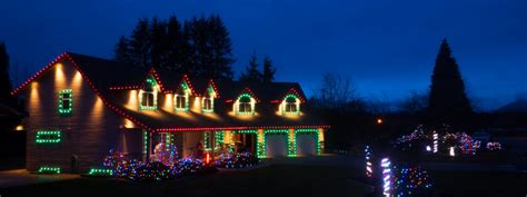 vancouver christmas lights installation and installers