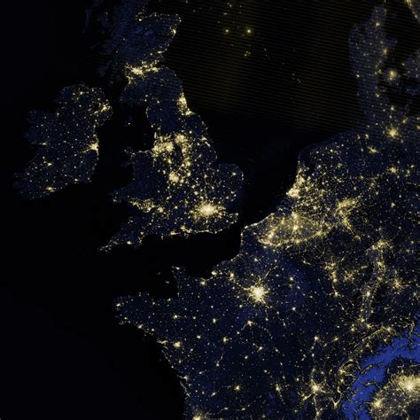 uk lights the lights of image of the day