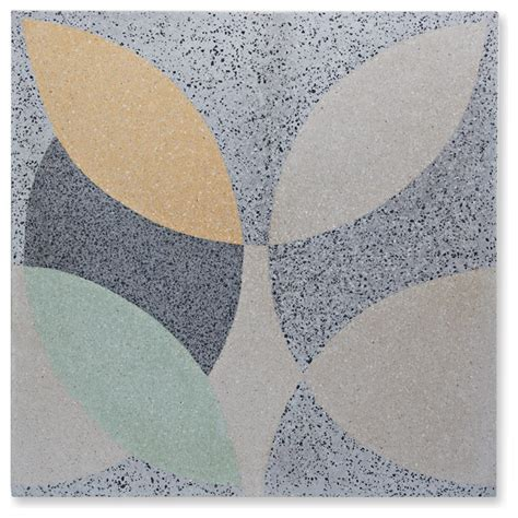 leaf pattern flooring leaf pattern tiles by lindsey lang industrial wall and