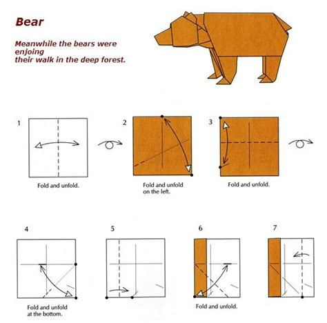 How To Make An Animal Out Of Paper - 25 best ideas about origami folding on diy