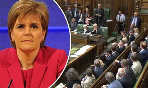 opposition front bench snp run riot in house of commons naming themselves the