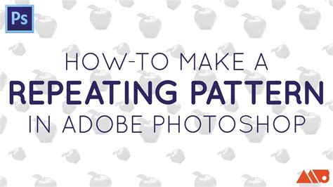 repeat pattern youtube how to make a repeating pattern in adobe photoshop youtube