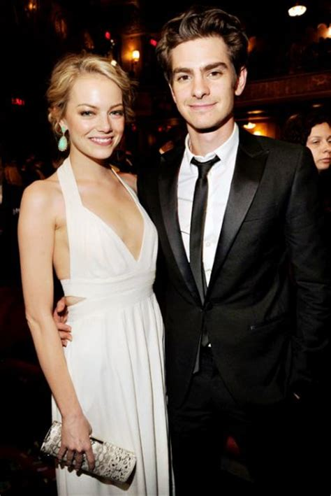 emma stone andrew garfield so who is current emma stone boyfriend