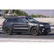 2012 Jeep Grand Cherokee SRT8 To Debut At New York Auto Show