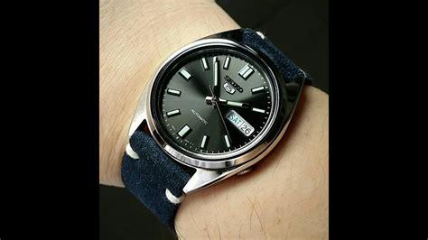 Seiko 5 Snzg41 Black Grey seiko 5 sunburst grey snxs79