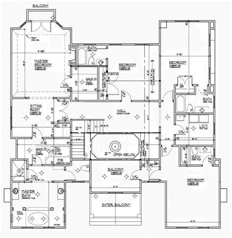 floor plan in french french mansion 2nd floor floor plans pinterest