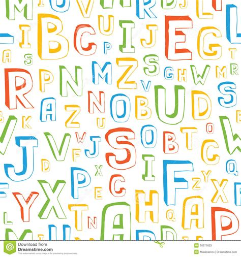 stock abc pattern seamless alphabet pattern stock photos image 10571653