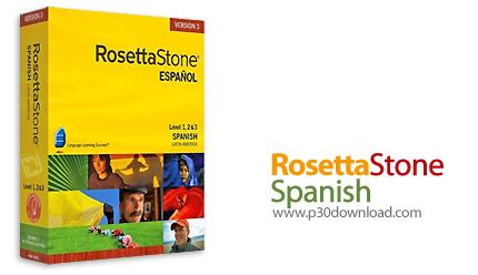 rosetta stone spanish rosetta stone spanish v3 x a2z p30 download full softwares