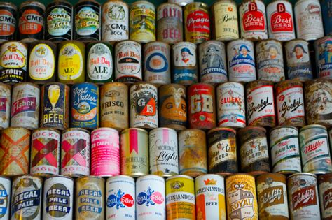 beer can why melting beer cans wont make you rich but you should