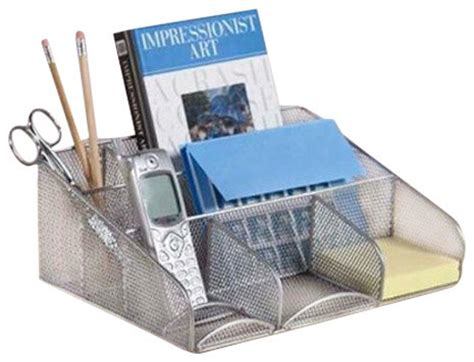 silver mesh desk accessories silver mesh desk organizer industrial desk accessories
