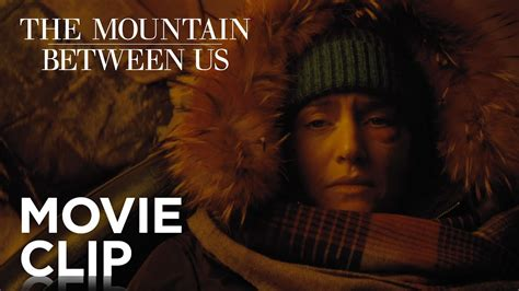 the mountain between us 1474606636 the mountain between us quot what kind of cookies quot clip 20th century fox youtube