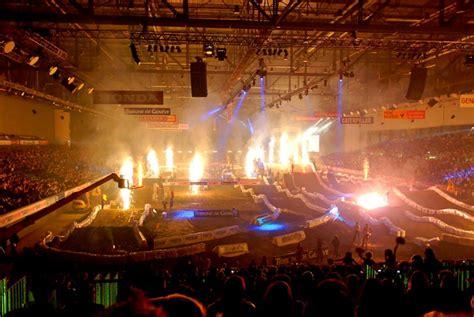 Calendrier Arena Geneve Pixelistes Supercross 232 Ve 2006 Sylvain007 Sport