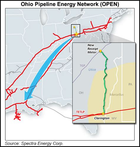 texas eastern transmission map ohio fighting eminent domain for tetco project 2015 01 15 gas intelligence