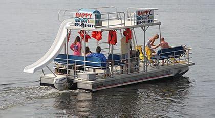 birthday boat rentals happy harbor marina and watersport rentals
