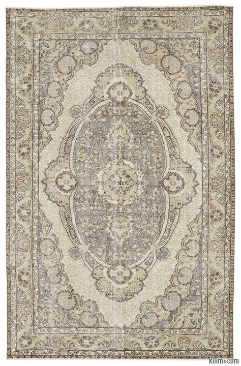 vintage rug k0012780 beige turkish vintage rug