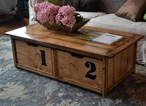 diy coffee table with storage diy coffee table with storage easy diy idea