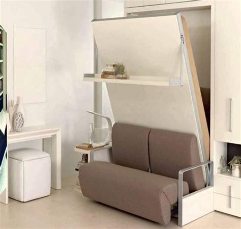 Tempat Tidur Lipat Ke Dinding 78 ideas about tempat tidur murphy di tempat tidur sofa
