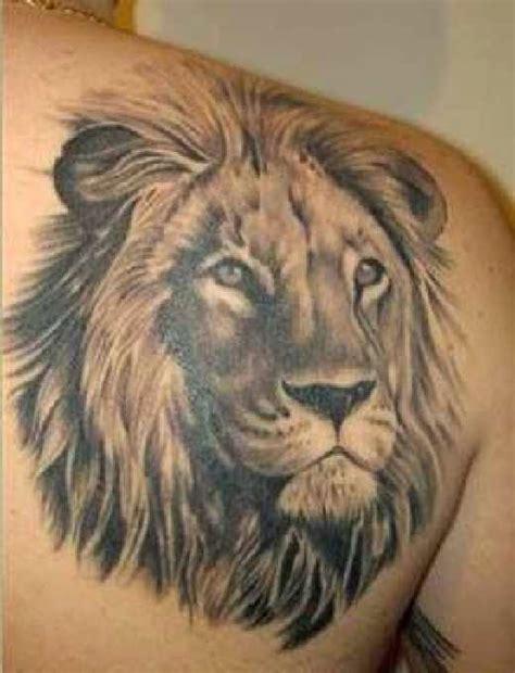 Tattoo 3d Leones | tatuajes del poderoso le 211 n un rey de los tatuajes