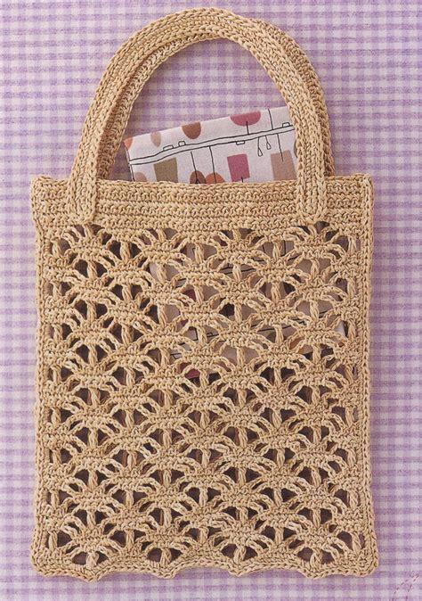 Modele De Sac A Au Crochet Gratuit