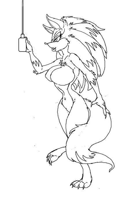 My Blog Sonic The Werehog Coloring Pages