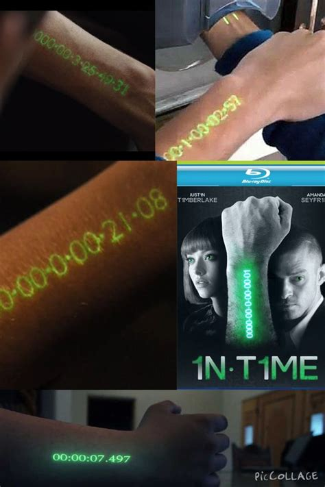 Pinterest • The world's catalog of ideas In Time Movie Clock