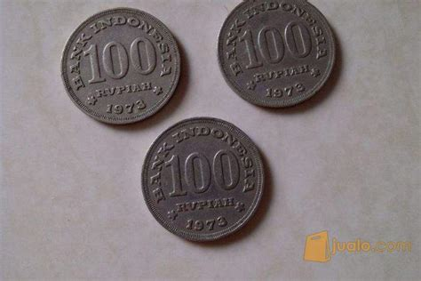 uang logam rp 100 jakarta timur jualo