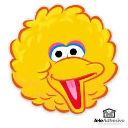 big bird template sesame big bird template pictures to pin on