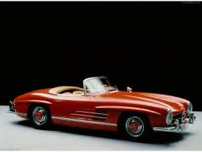 Gull Wing Mercedes Mercedes Sl 300 Gullwing Car Wallpapers 14 Of 28