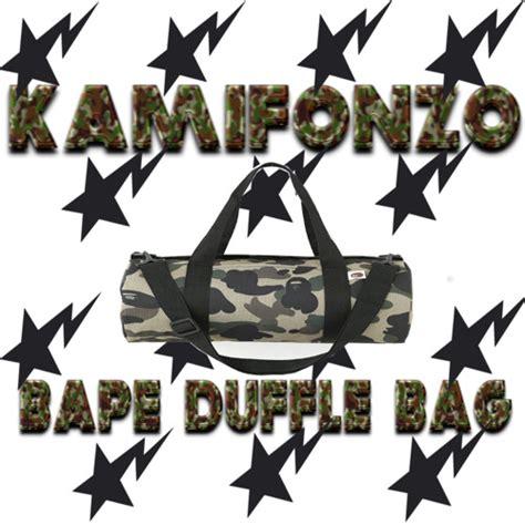 boats n hoes soundcloud kami fonzo x l e a n g o d bape duffle bag prod ly