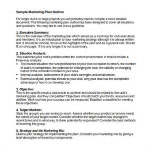 marketing plan template word free 21 microsoft word marketing plan templates free