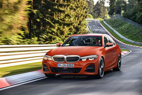 Bmw 3 Series 2019 Official Video by 2019 Bmw 3 Series Gets De Camouflaged In Youtube Photoshop