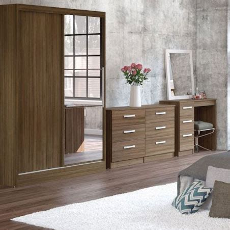 walnut and white bedroom furniture bedroom furniture