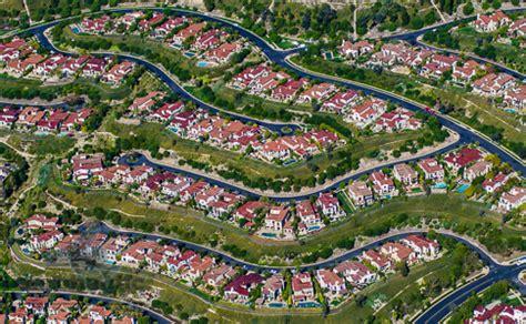 buy house in orange county orange county california homes aerial stock photo irvine