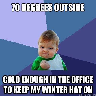 Cold Meme - success kid memes quickmeme