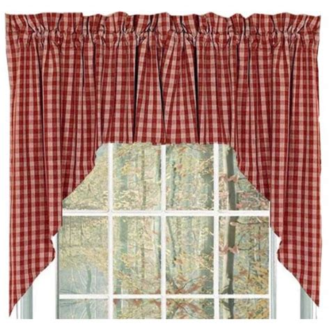 homespun curtains homespun curtains 28 images applique star plaid window