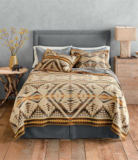 pendleton bedding sets pendleton diamond desert bedding collection dillards com
