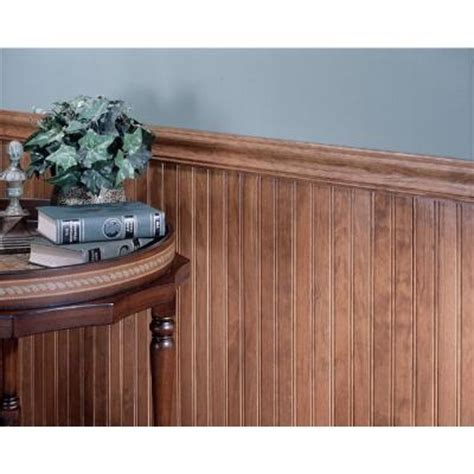 House Of Fara Wainscot by House Of Fara 12 Sq Ft Basswood Tongue And Groove