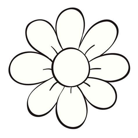 imagenes para pintar de flores dibujos de flores para colorear imagenes para dibujar
