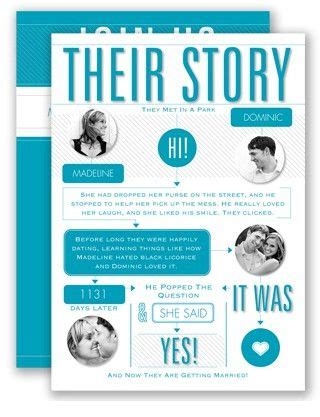 How We Met Story Template