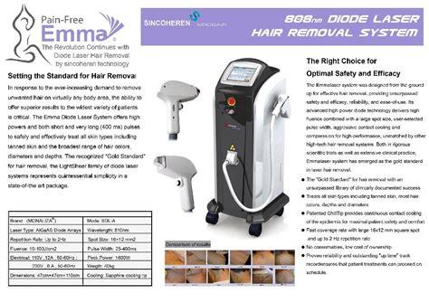 how does the lightsheer diode laser work 2012 newest smart lumenis lightsheer diode laser hair removal machine diode lase