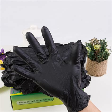tattoo gloves aliexpress buy gloves 100pcs medium nitrile