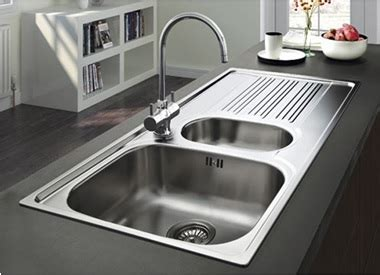 Choosing Stainless Steel Kitchen Sink by Kitchen Sinks Archives Waterfiltershop Co Uk