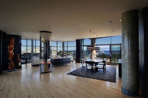 penthouse interior luxury penthouse apartment in bc idesignarch interior design architecture